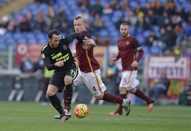 Probabili formazioni Roma Verona, Serie A (Foto LaPresse)