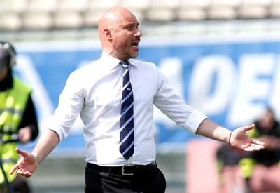 Fulvio Pea, allenatore del Padova: oggi la serie B (Infophoto)