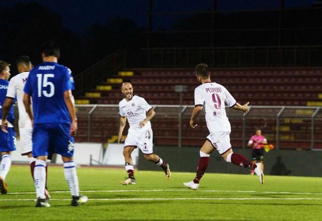 Diretta Alessandria Livorno, Serie C girone A (Foto LaPresse)