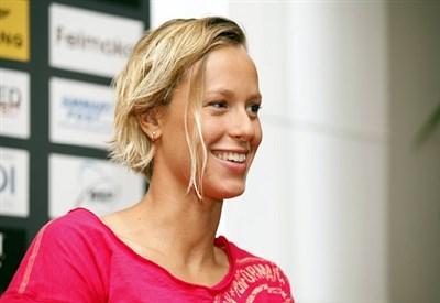 Federica Pellegrini, 27 anni (Infophoto)