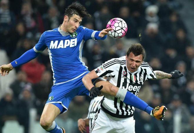 Probabili formazioni Sassuolo Juventus, Serie A (Foto LaPresse)