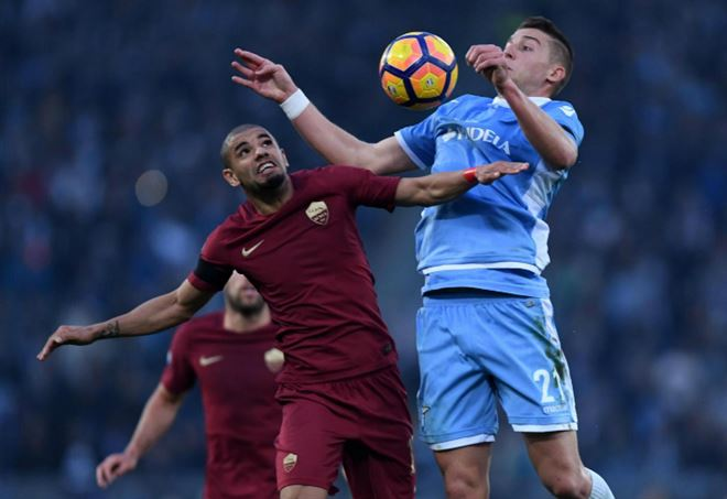Milinkovic-Savic, centrocampista Lazio - LaPresse