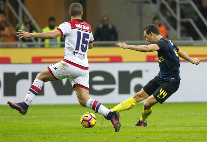 Calciomercato Inter, Ivan Perisic - La Presse