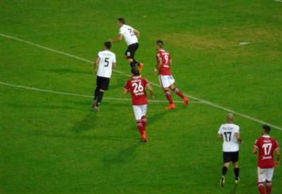 Il Perugia qui impegnato in Coppa Italiaq