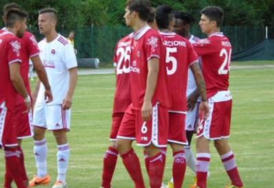 Il Perugia guida la classifica di Serie B con 9 punti