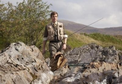 Una scena del film Il pescatore di sogni