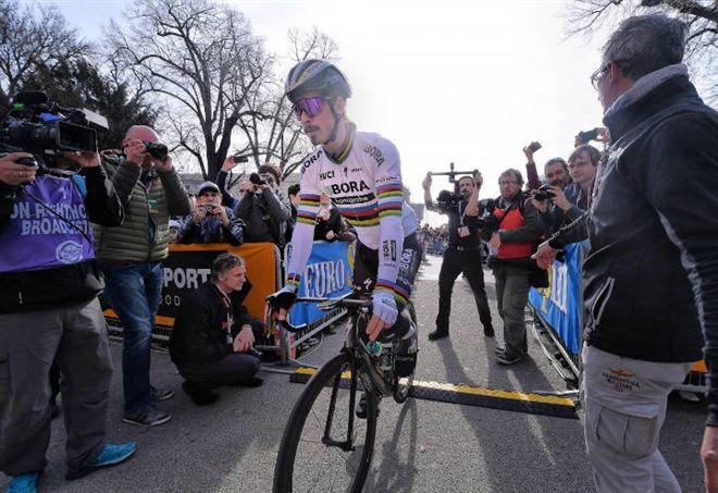 Ciclismo, Giro di Svizzera: Pozzo crolla e perde anche la maglia gialla