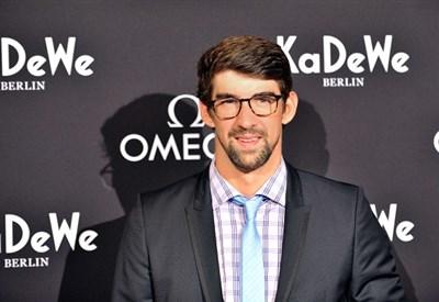 Michael Phelps, 29 anni: ha vinto 18 ori olimpici (Infophoto)