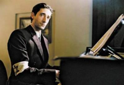 Una scena del film Il pianista