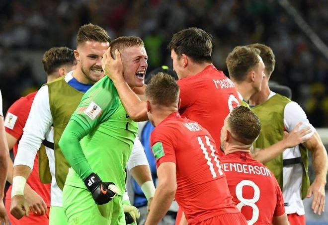 Pronostico Croazia Inghilterra, semifinale Mondiali 2018 (Foto LaPresse)