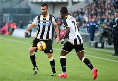 Udinese-Palermo (0-1)/ Festa rovinata nel giorno dell'addio di Pinzi
