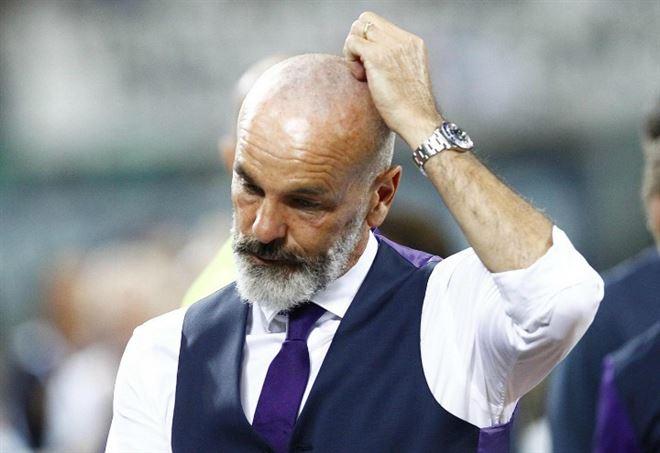 Pioli, allenatore Fiorentina - LaPresse