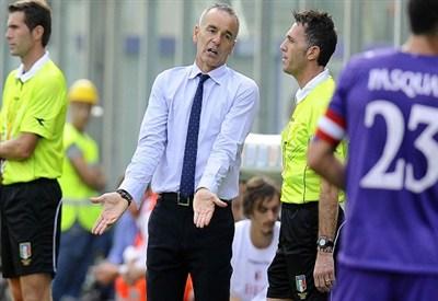 Stefano Pioli, allenatore del Bologna (Infophoto)