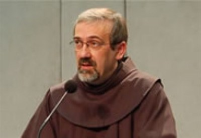 Fr Pierbattista Pizzaballa OFM, Custos of the Holy Land. (photo: G. Caffulli)