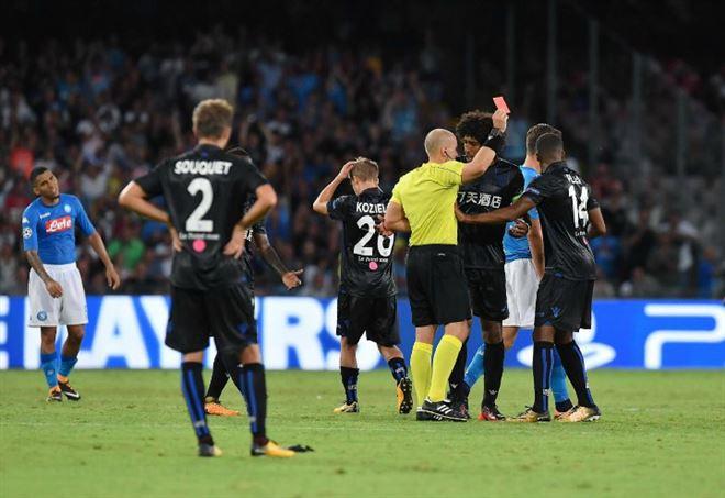 Il Napoli domina a Nizza: azzurri in Champions