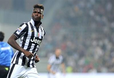 Paul Pogba, settimo gol in campionato (Infophoto)