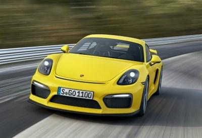 La Porsche 718, bestseller della casa di Stoccarda