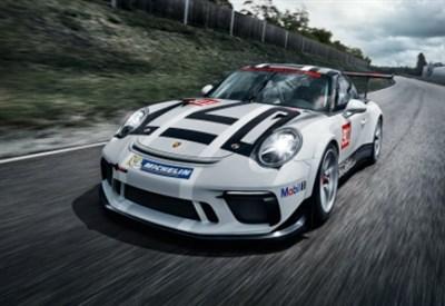 La nuova Porsche GT3 Cup