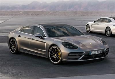 Porsche ha presentato la versione Executive della Panamera