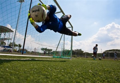 Portiere (infophoto)