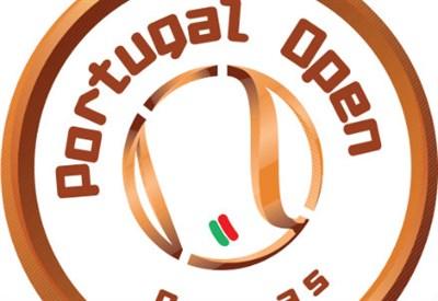 Il logo dell'Open Portogallo, torneo sulla terra rossa di Oeiras