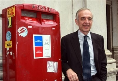 Massimo Sarmi, ad di Poste Italiane (Infophoto)