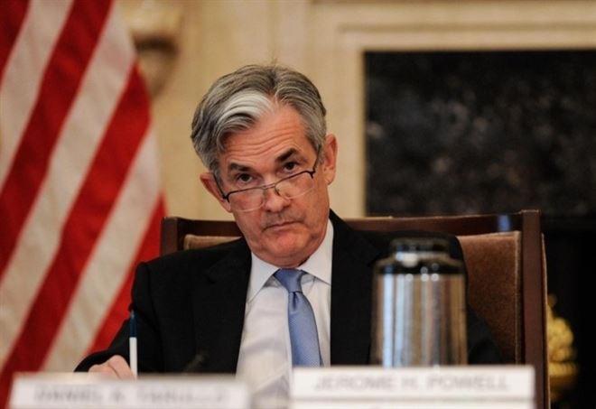 Jerome Powell, Presidente della Fed (Lapresse)