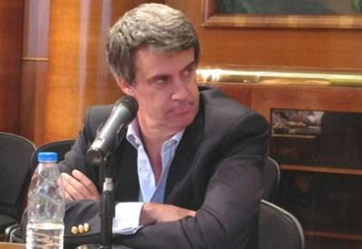 Alfonso Prat-Gay (Foto dal web)