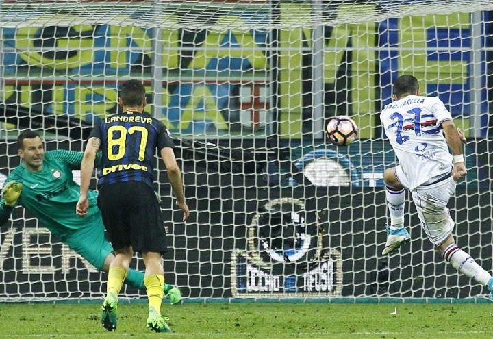 Probabili formazioni inter sampdoria diretta tv le for Diretta notizie