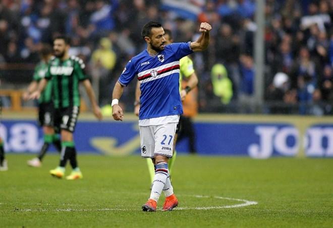 Seconda Maglia Sampdoria VID BELEC