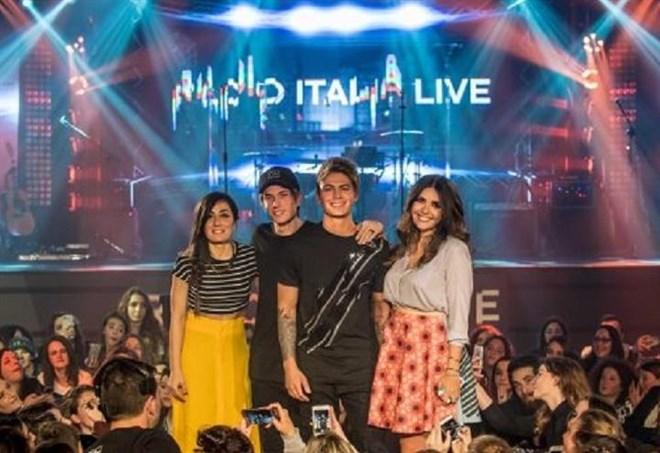 Benji e Fede su Real Time a Radio Italia LIVE!