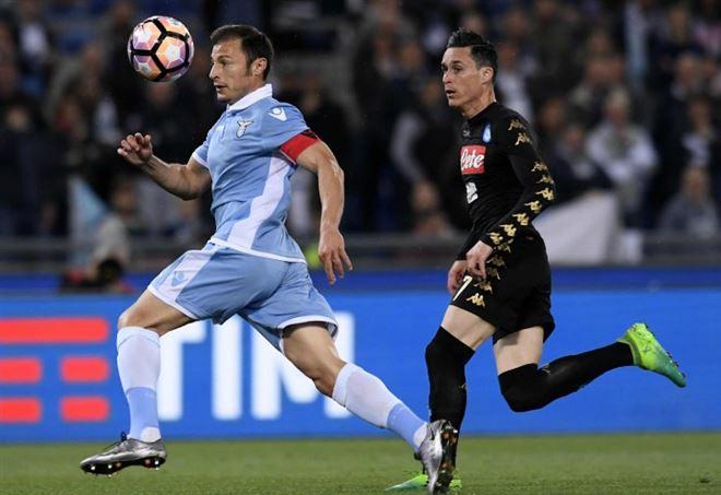 Probabili formazioni Lazio Napoli, Serie A (Foto LaPresse)