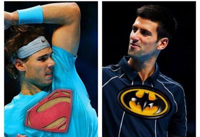 Nadal e Djokovic, dominatori della stagione 2013