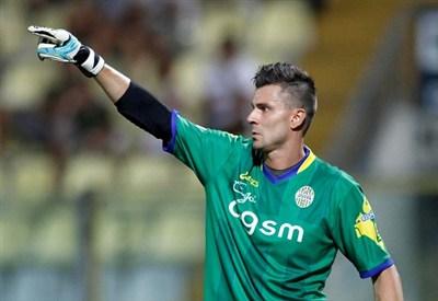 Rafael Andrade, portiere del Verona (Infophoto)