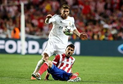 Un'immagine della finale di Champions League 2014 (Infophoto)