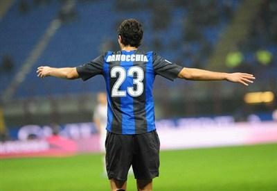 Andrea Ranocchia, difensore Inter (Infophoto)