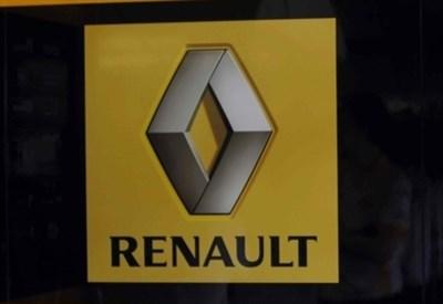 Renault, crollo in borsa (Infophoto)