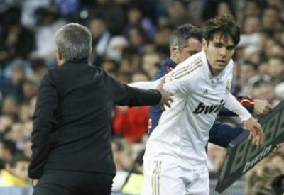 Kakà, da tre stagioni al Real Madrid (Infophoto)