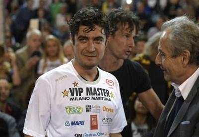 Riccardo Scamarcio (Foto LaPresse)