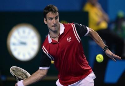 Tommy Robredo, 32 anni, ha vinto 12 titoli ATP in carriera (Infophoto)