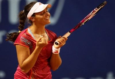 Laura Robson, 18 anni, numero 43 del ranking WTA (Infophoto)