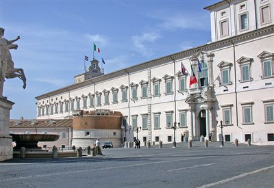Quirinale (Infophoto)