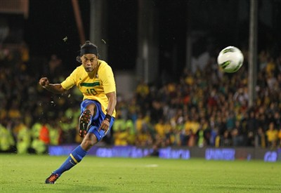 Ronaldinho - InfoPhoto
