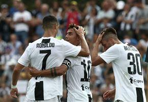 VIDEO/ Juventus A Juventus B (5-0): il discorso di Agnelli diventa virale, highlights e gol della partita