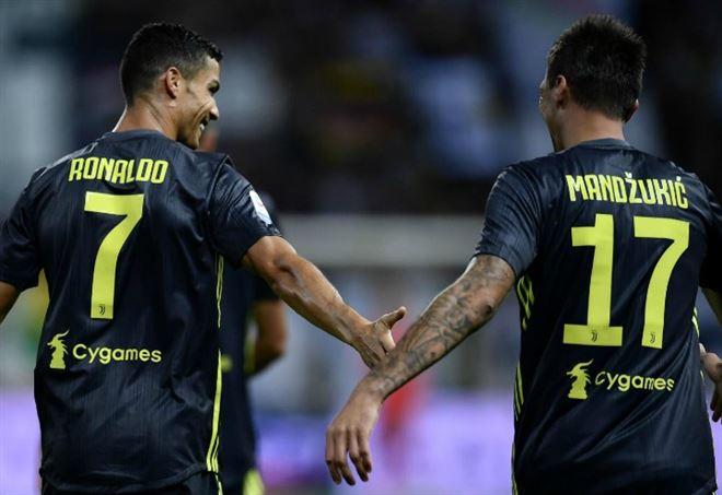 Probabili formazioni Juventus Sassuolo, Serie A 4^ giornata (Foto LaPresse)