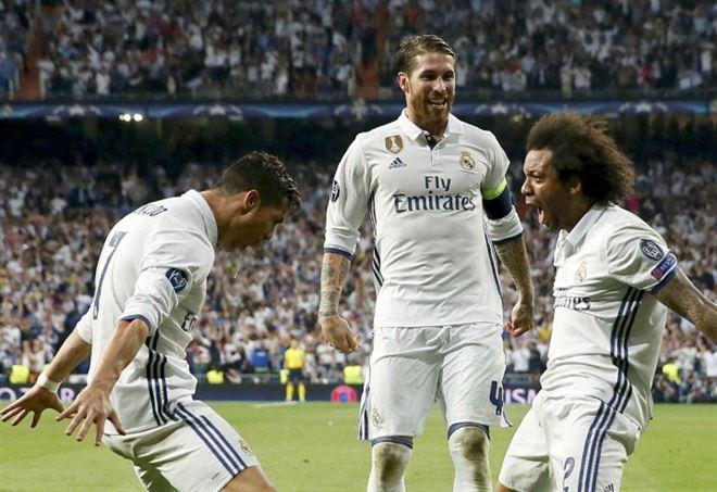 Video Real Madrid Apoel (LaPresse)