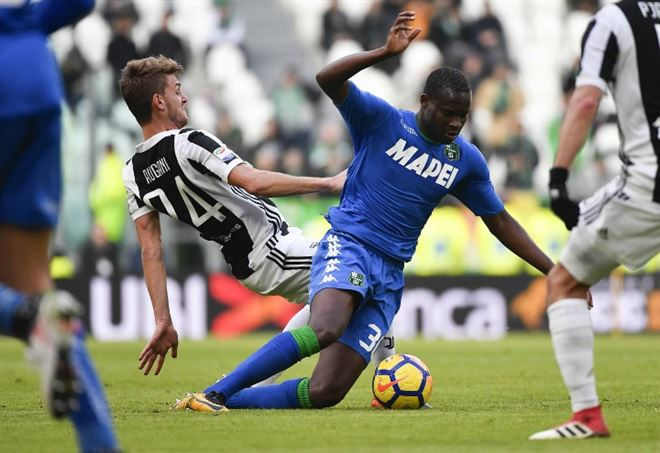 Diretta Juventus Sassuolo, Serie A 4^ giornata (Foto LaPresse)