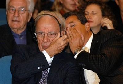 Rupert Murdoch (Infophoto)