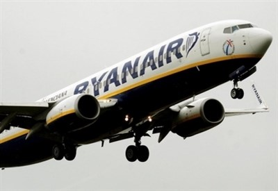 Aereo Ryanair (Foto: LaPresse)