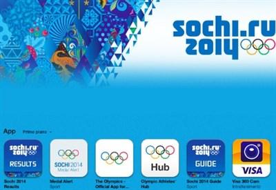 SOCHI app
